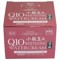 活の肌Q10小顏美人藥用美白Water Cream (100g)