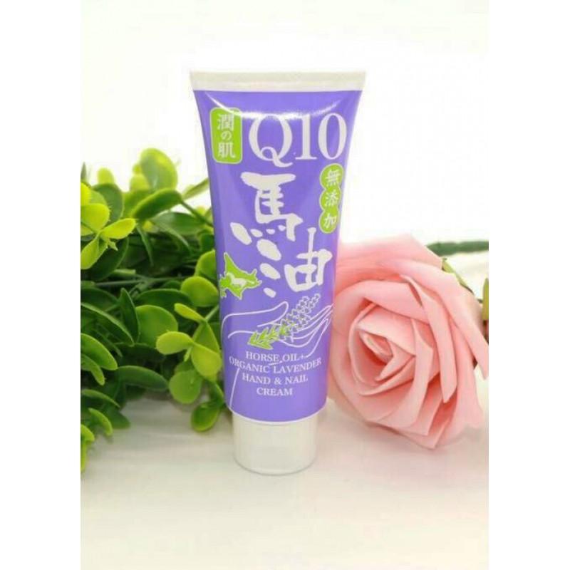 潤の肌Q10馬油護甲潤手霜 (80g)